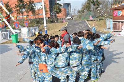 12月2日丹阳吴良材眼睛店第二批冬季户外2014拓展训练